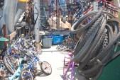 Bike section