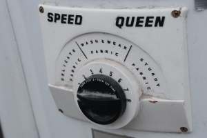 Speed Queen dials