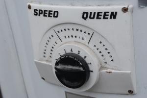 Speed Queen dials