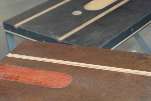 Craftsman Tables $450-$700/Blandy-Cross