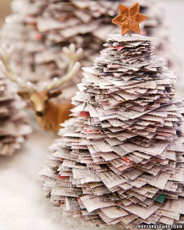 recycledNewspaperTRee