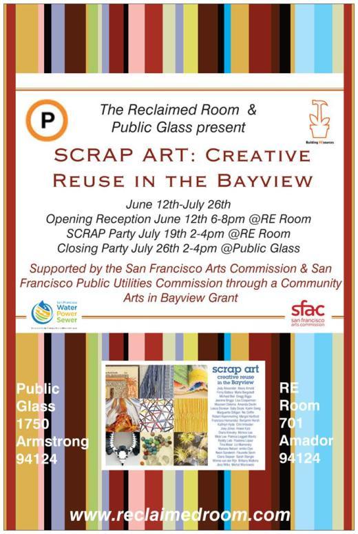 SCRAP Poster
