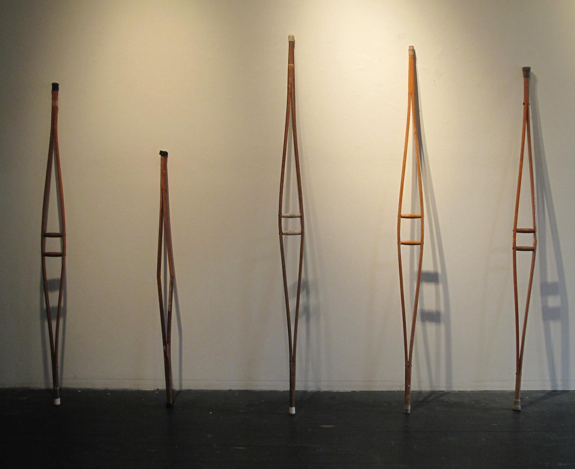 crutches #1-5 bottom 1-2 2017