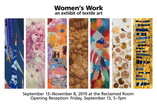 womens work postcard front